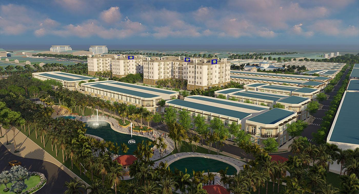 Khu đô thị mới Nam Phan Thiết - Hotline: 096 166 4646