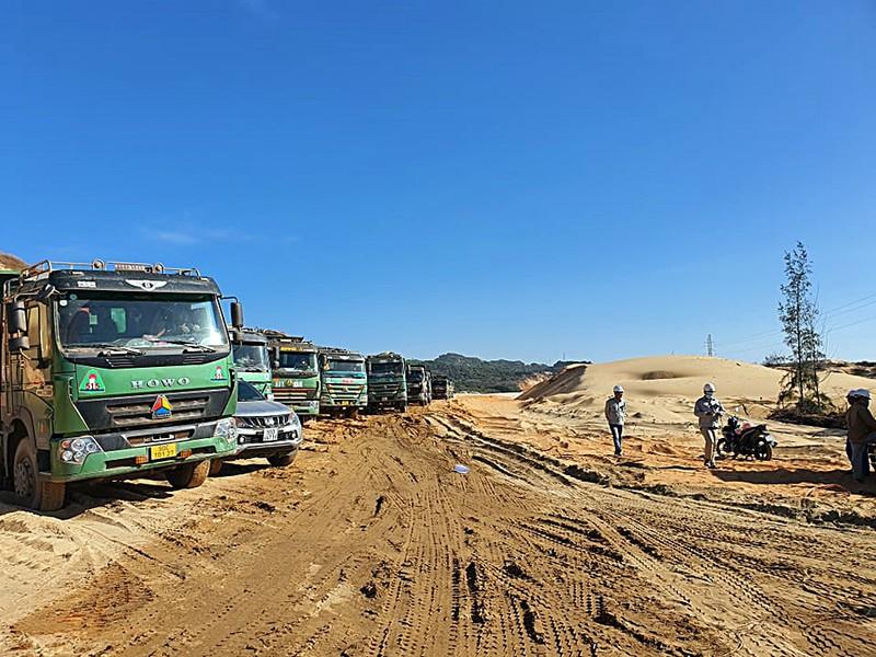 Đường ven biển 'đua' tiến độ với cao tốc Phan Thiết – Dầu Giây